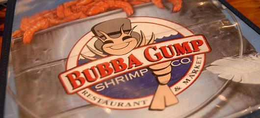 bubba gump new york