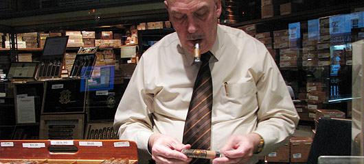 de la concha cigare