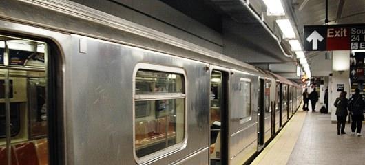 MTA NYC Transit - Subway Service  13