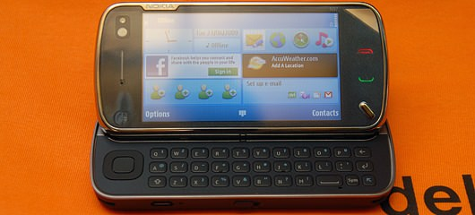 Nokia N97 - Unboxing photos 05