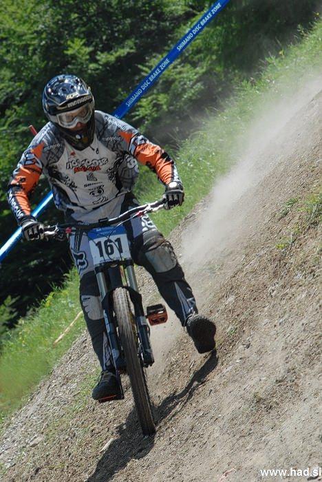 Hit Downhill European Championships Kranjska Gora 01
