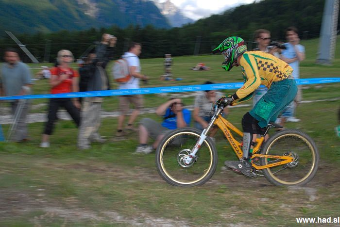 Hit Downhill European Championships Kranjska Gora 30