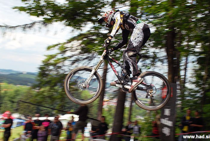 Downhill Pohorje - Nissan UCI MTB World Cup 32