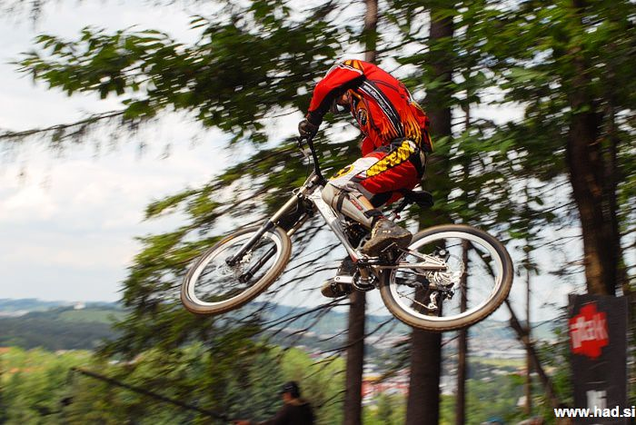 Downhill Pohorje - Nissan UCI MTB World Cup 33