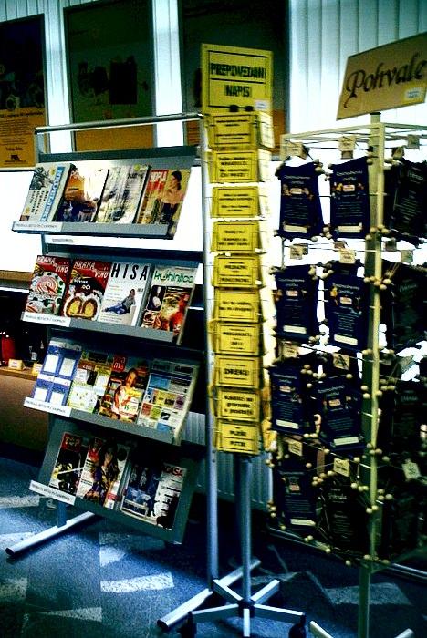 Pošta Slovenije in deljeni delovni čas