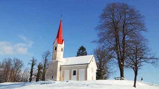 Cerkev Sveti Urh Zagorje ob Savi