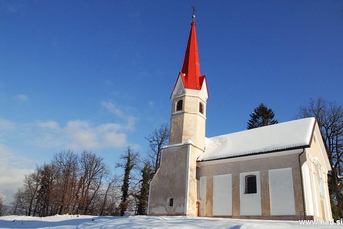 Cerkev Sveti Urh na Ravnah 03