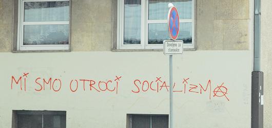 otroci socializma