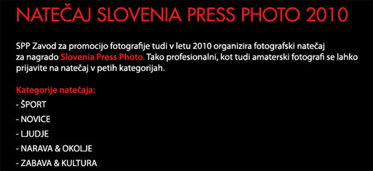 slovena press photo