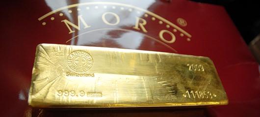 sejem collecta - zlata palica - london good delivery bar