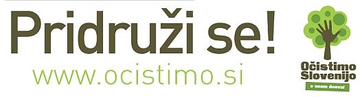 očistimo slovenijo - 17. april