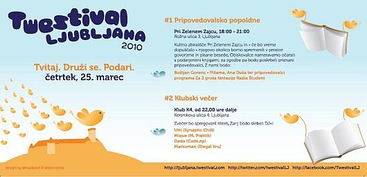 Twestival flyer