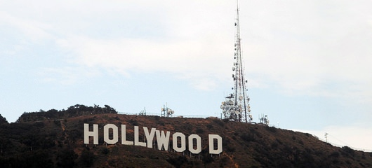 hollywood sign photos