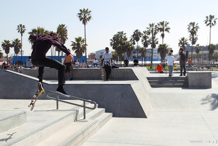 Venice Beach Skate Plaza 06