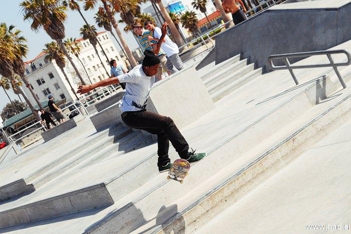 Venice Beach Skate Plaza 10
