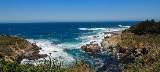 california state route 1 photos