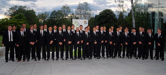 slovenska nogometna reprezentanca