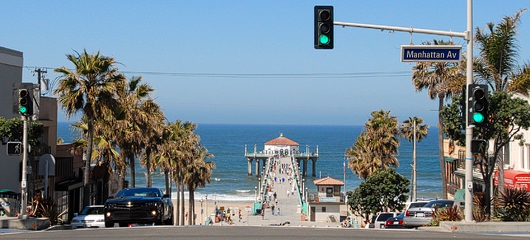 manhattan beach photos