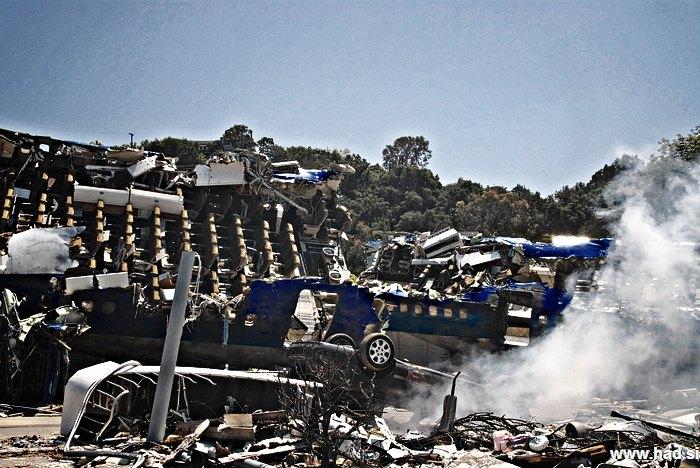 Fotografije letalske nesrece 03