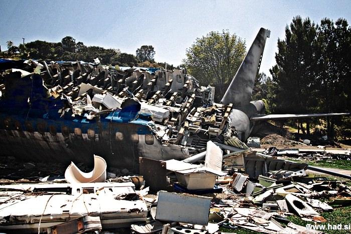Fotografije letalske nesrece 06