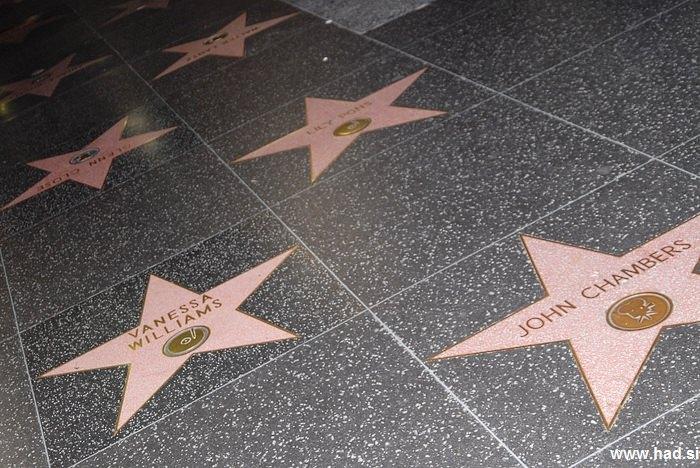 Hollywood Walk of Fame Photos 02