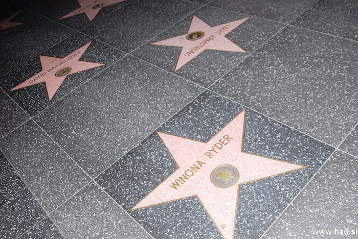 Hollywood Walk of Fame Photos 03