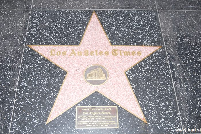 Hollywood Walk of Fame Photos 04