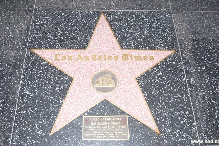 Hollywood Walk of Fame Photos 04