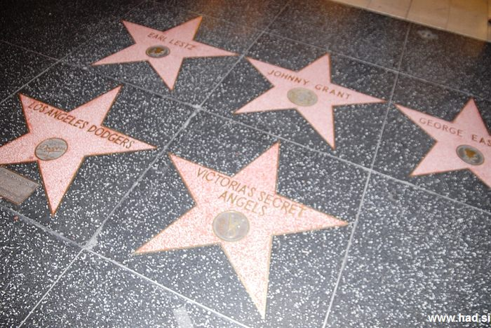 Hollywood Walk of Fame Photos 16