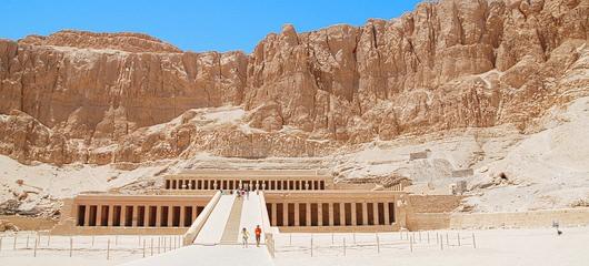 Deir el-Bahari photos