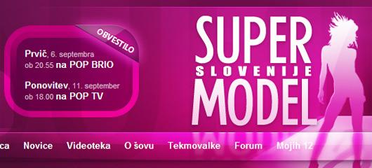 pop brio supermodel slovenije