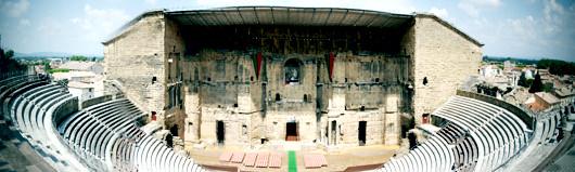 orange rimsko gledališče