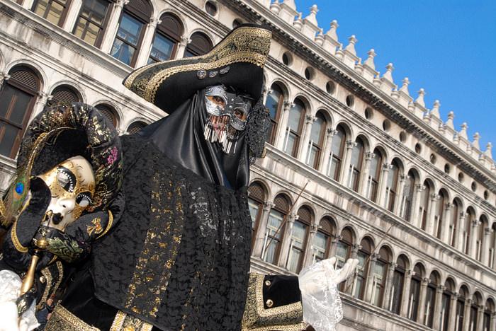karneval benetke