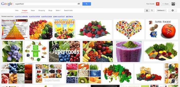 Superhrana - Goji jagode, Acai jagode, Chia semena, Spirulina, Maca