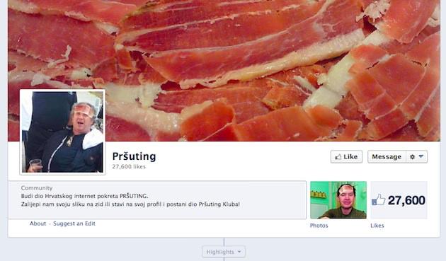 prsuting