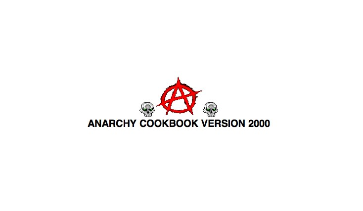 anarchy_cookbook