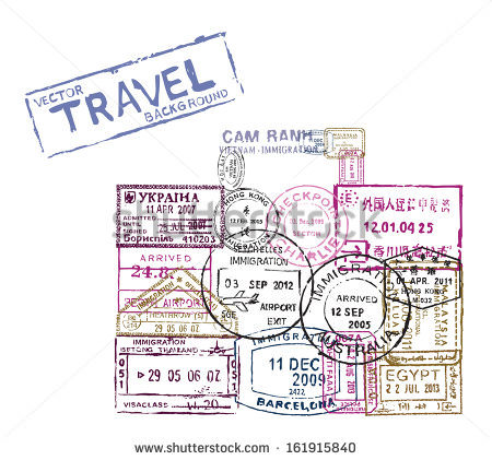 stock-vector-vector-passport-stamps-in-the-shape-of-a-suitcase-travel-theme-background-161915840