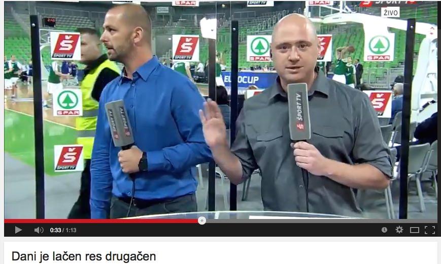 Dani Bavec Snickers Gregor Žvab