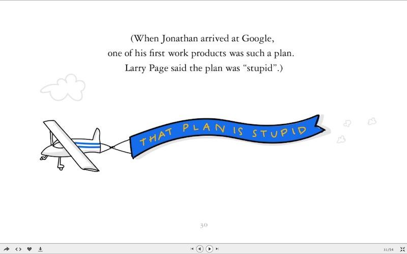 Eric Schmidt: How Google works