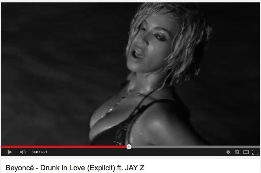 Beyoncé - Drunk in Love ft. Jay Z
