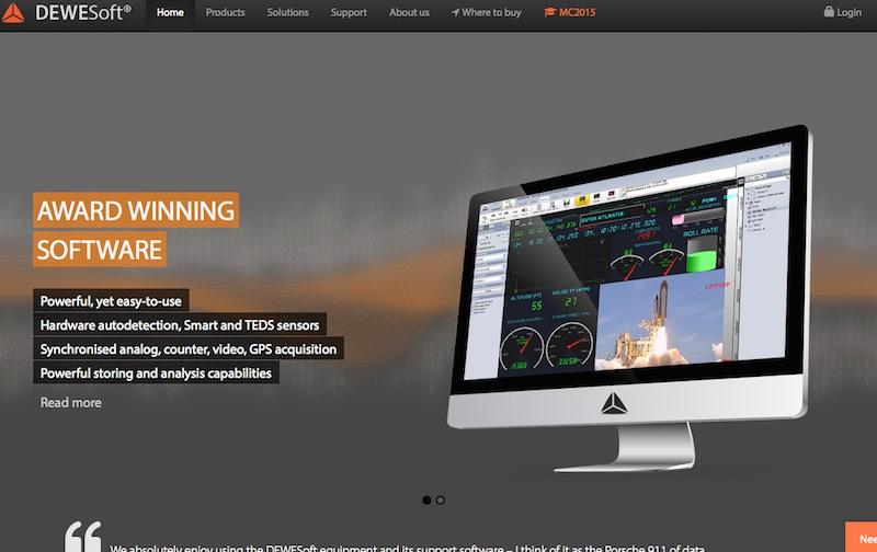 Zaposlitev - DEWESoft - PHP/JavaScript/HTML/CSS front-end/back-end razvijalec