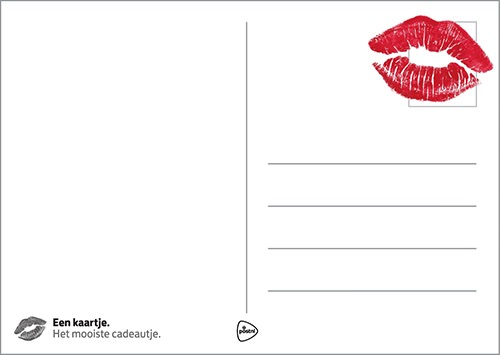 Pošta in valentinovo