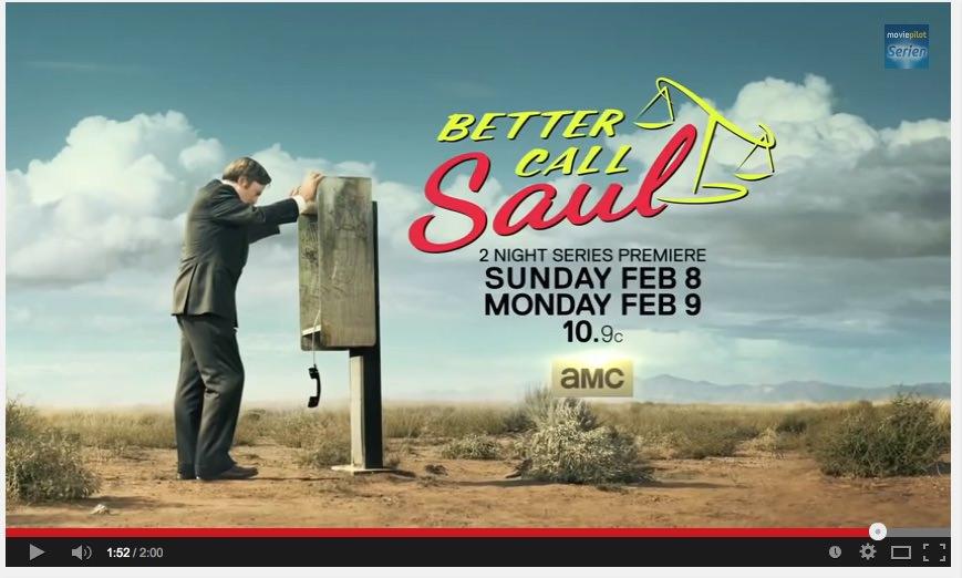 Better Call Saul - nova serija