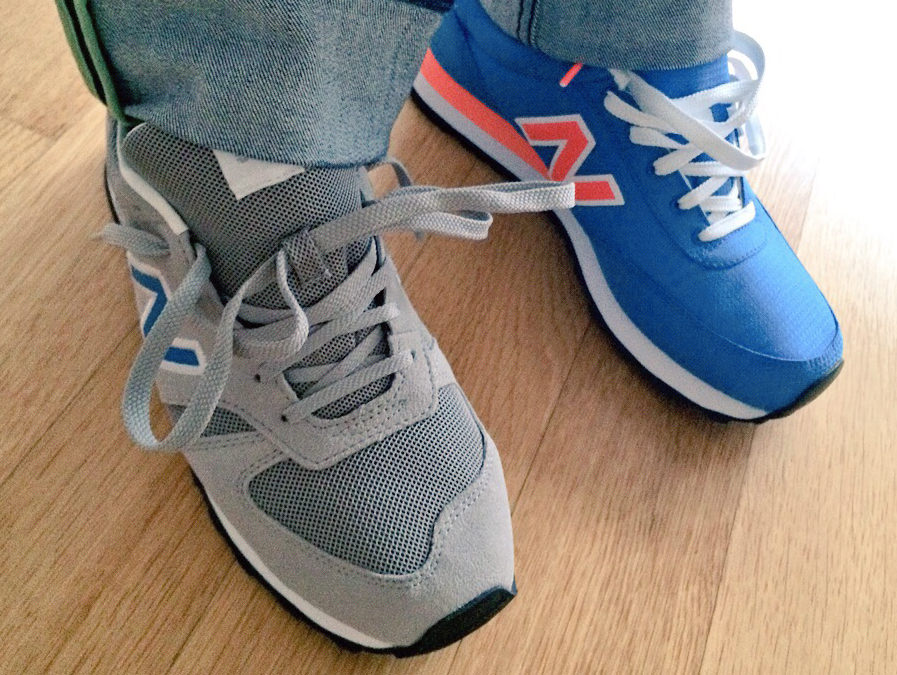 New Balance - lifestyle in športna obutev najceneje?!
