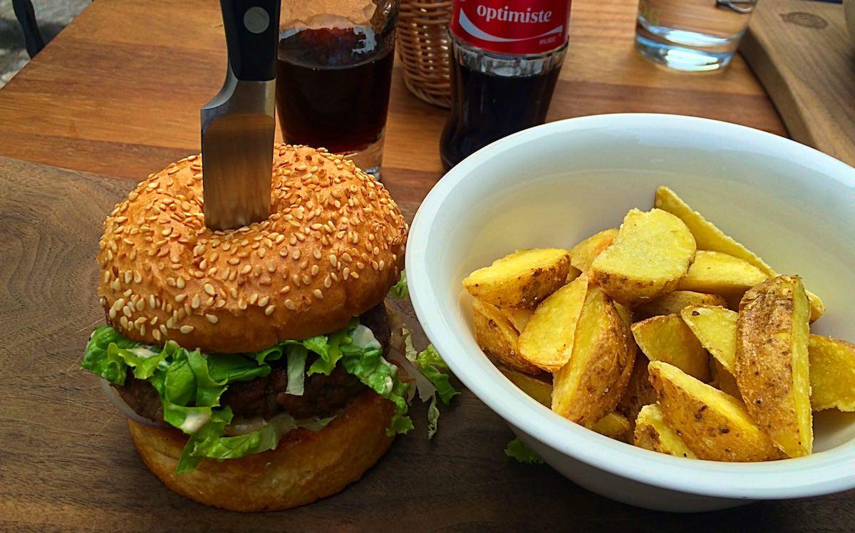 Kralj Žara / Holly Cow Burger