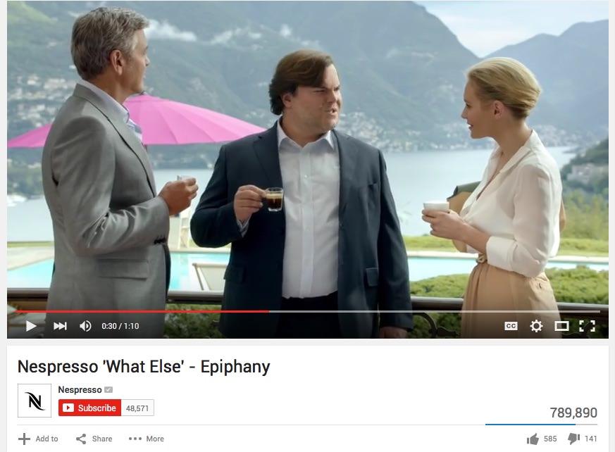 Nespresso_George Clooney_Jack Black_What else