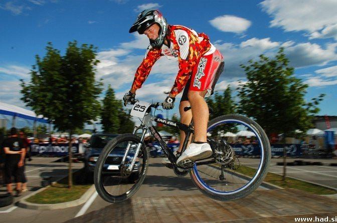 4x bike fight Ljubljana 2