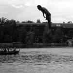 Bled high diving