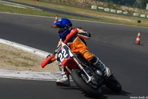 3. KBM grand prix - Supermoto in Scooter - Raceland Krško 24