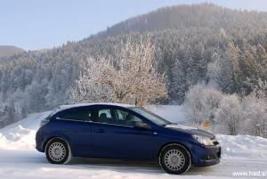 Darilo za rojstni dan - Opel Astra GTC 1